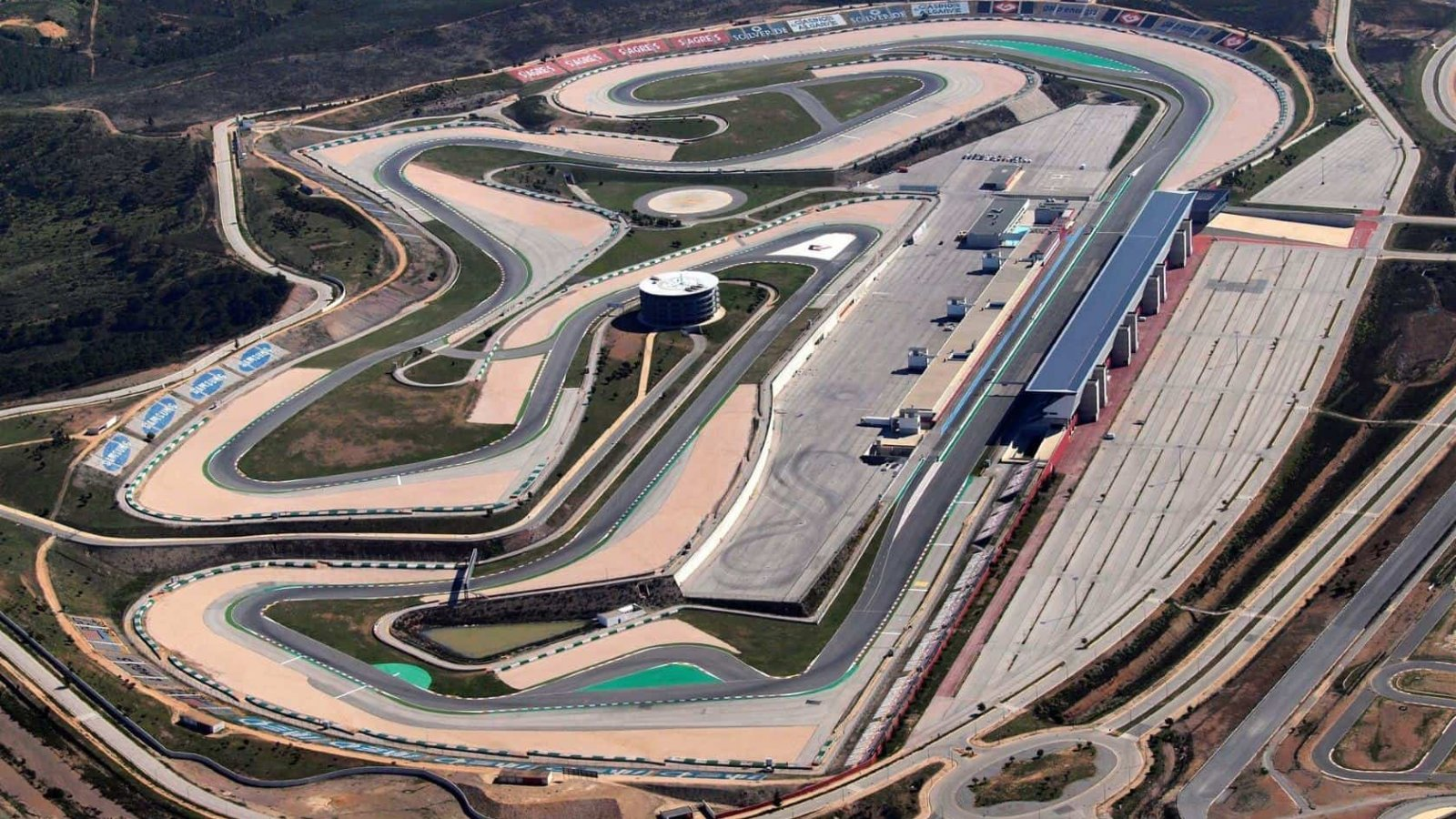 Autódromo Internacional do Algarve - Portimao