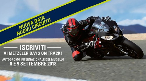 Metzeler Days on Track Mugello