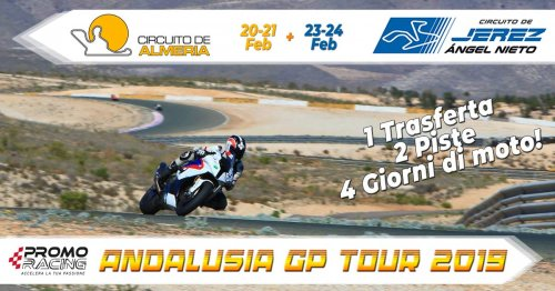 Andalusia Gp Tour 2019